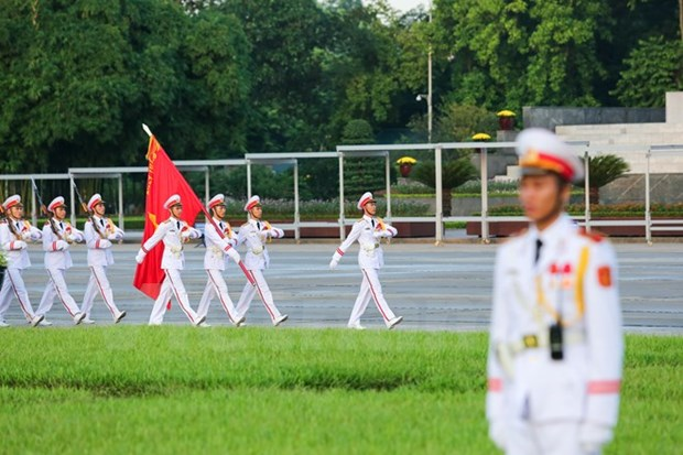 Country leaders congratulate Vietnam on National Day hinh anh 1