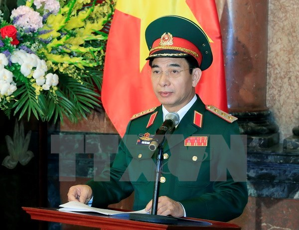 Vietnam attends Asia-Pacific Chiefs of Defence Conference in Canada hinh anh 1