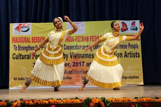 Ninth Vietnam-India friendship festival opens in Indian city hinh anh 1