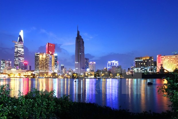 Ho Chi Minh City's economy on steady growth track hinh anh 1