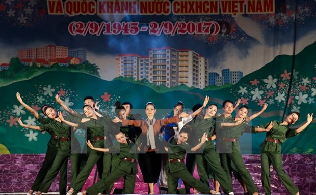 More National Day greetings to Vietnamese leaders hinh anh 1