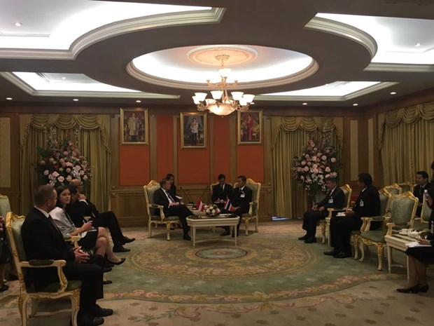 Thailand, Austria tighten legislative ties hinh anh 1