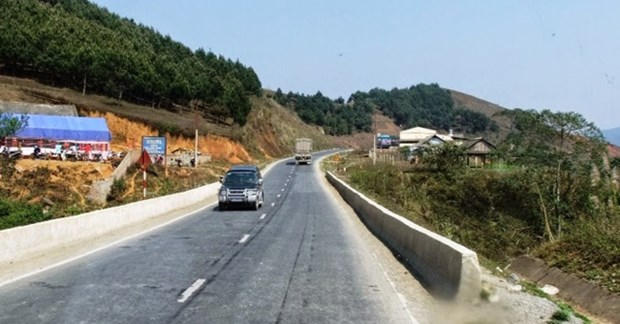 Hoa Binh-Son La highway added to national planning scheme hinh anh 1