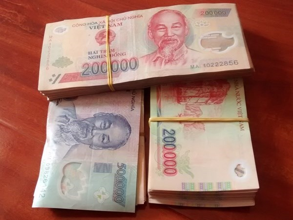 Reference exchange rate up after National Day holiday hinh anh 1