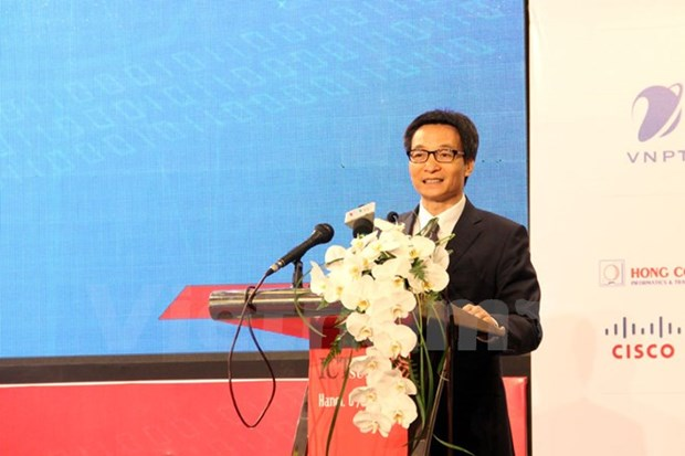 Government bodies need to promote IT application: Deputy PM hinh anh 1
