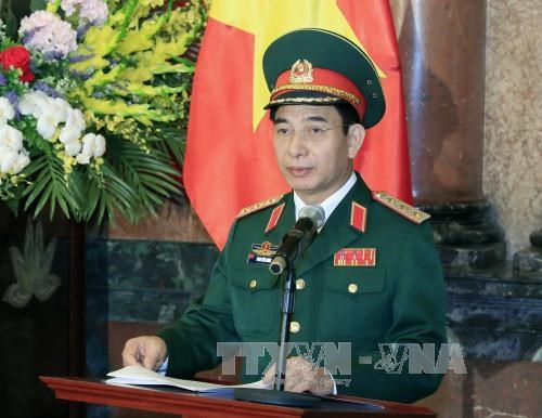 Asian-Pacific defense chiefs discuss future security environment hinh anh 1