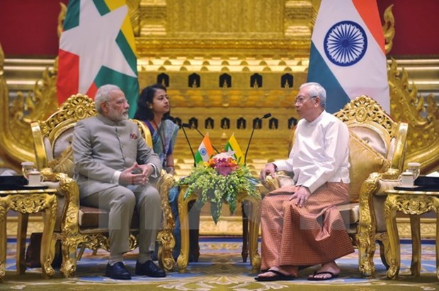 India looks to strengthen counter-terrorism cooperation with Myanmar hinh anh 1