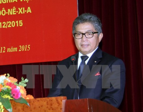 Indonesian Embassy in Hanoi marks 72nd Independence Day hinh anh 1