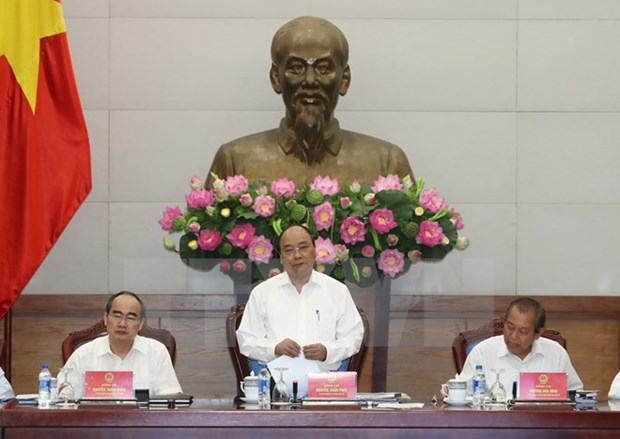PM gives nod to administrative decentralisation in HCM City hinh anh 1