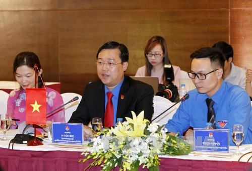 Vietnam, Laos youth unions intensify friendship, solidarity hinh anh 1