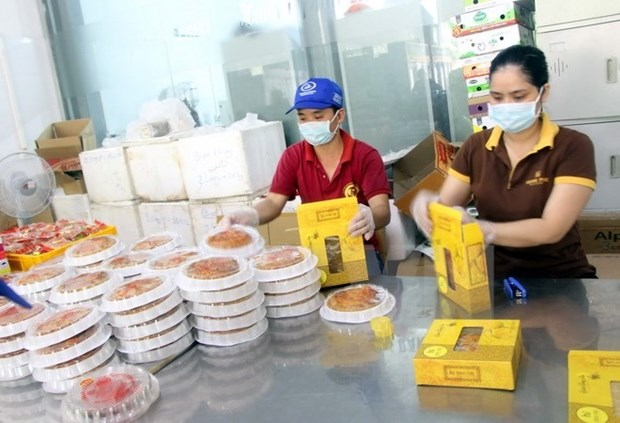 Moon cake inspections begin ahead of mid-autumn fest hinh anh 1