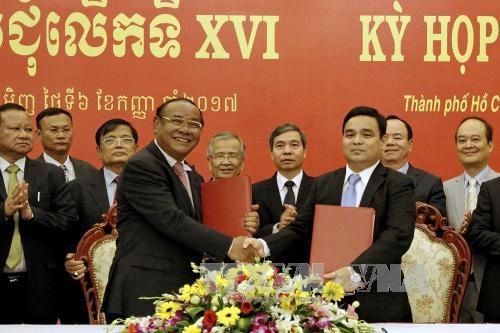 Vietnam, Cambodia beef up cooperation in search of soldier remains hinh anh 1