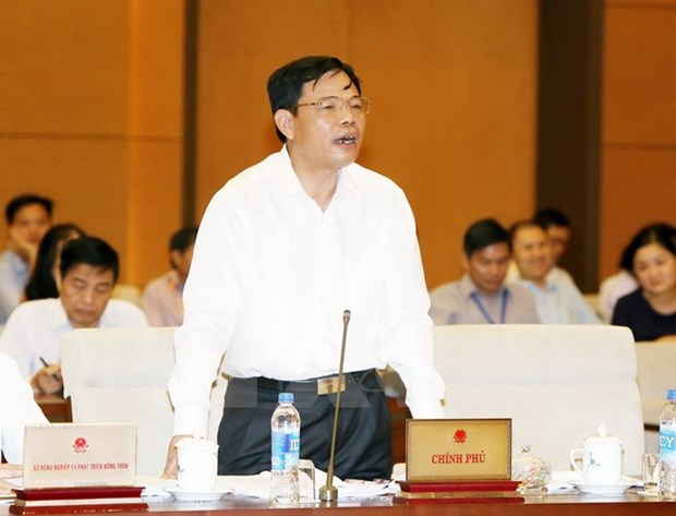 Minister slams slow pace of agriculture investment hinh anh 1