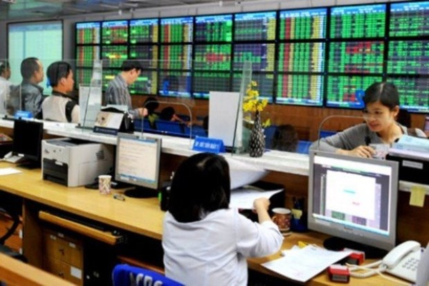 Stocks up as is investor caution, too hinh anh 1