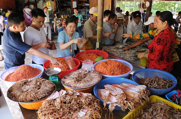 Tourists to Ca Mau increase by 11 percent in eight months hinh anh 1