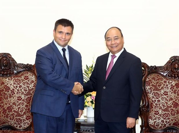 Trade important to Vietnam – Ukraine relations: PM hinh anh 1