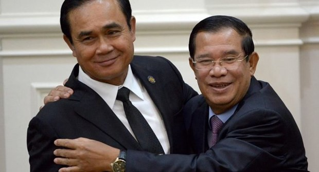 Cambodia, Thailand strengthen bilateral cooperation hinh anh 1