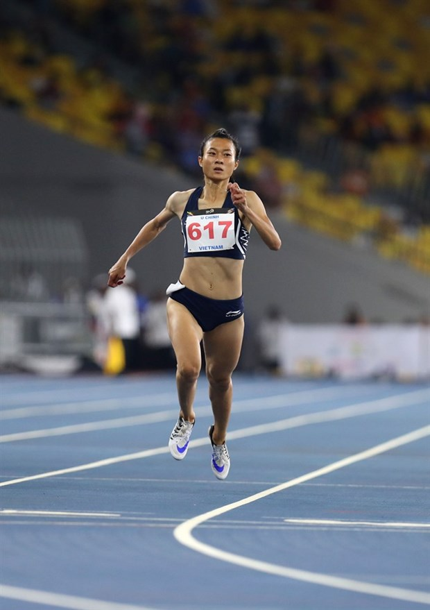 Chinh targets sprinting medal in Turkmenistan hinh anh 1