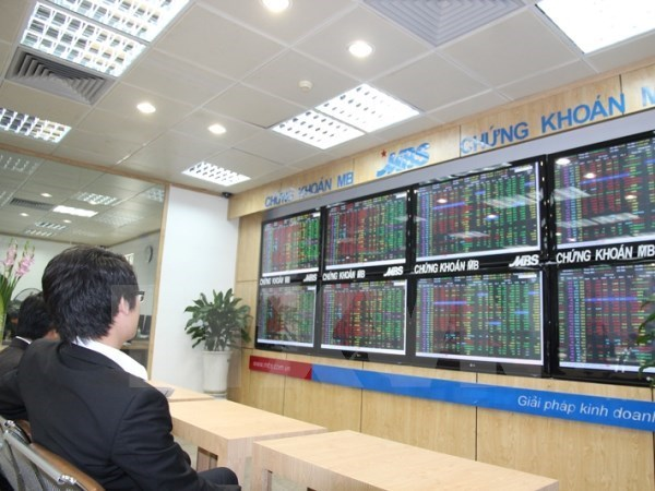 Stocks inch up with confidence low hinh anh 1