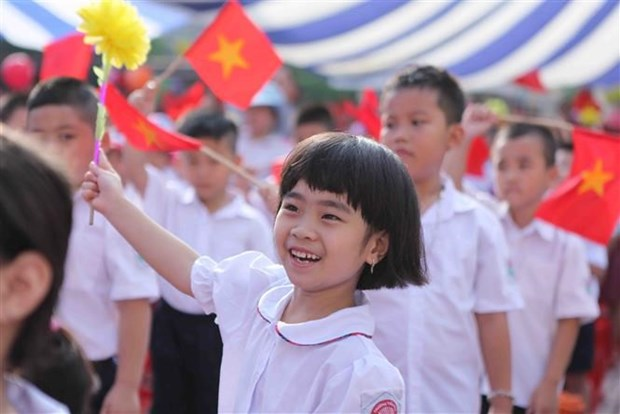 Vietnam to include human rights in education hinh anh 1