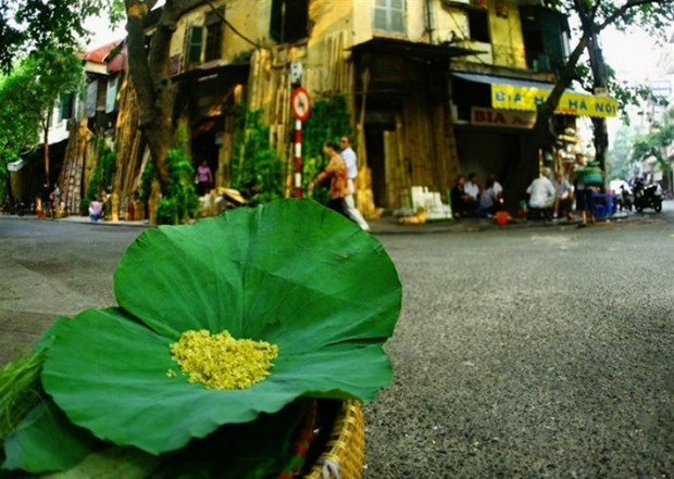 The taste of Hanoi's autumn hinh anh 1