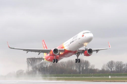 Vietjet offers dicount tickets to mark Int'l Travel Expo HCM City hinh anh 1