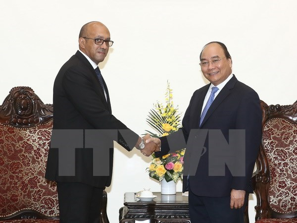 PM lauds Cuban ambassador's contributions to bilateral ties hinh anh 1