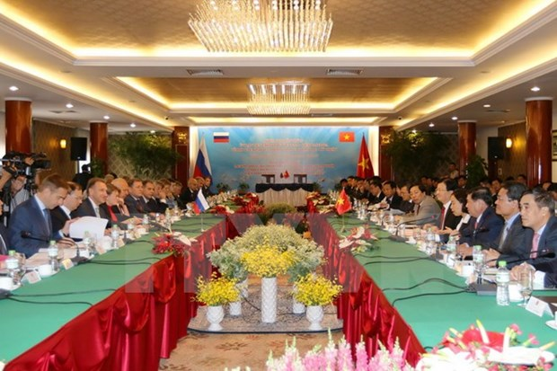 Vietnam, Russia gear towards 10 billion USD trade in 2020 hinh anh 1
