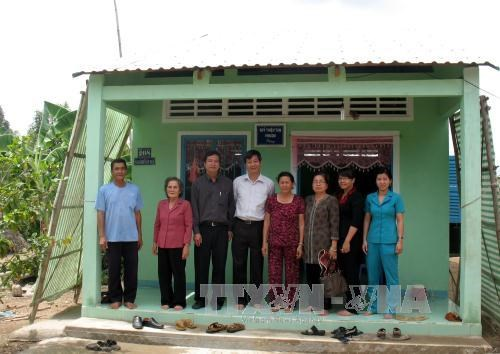 Tra Vinh allocates residential land for ethnic minority households hinh anh 1