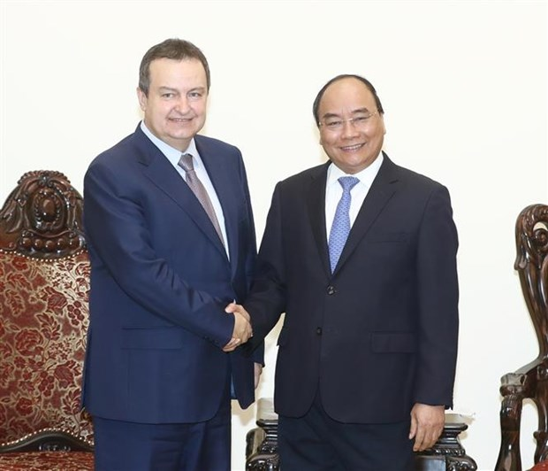 Vietnam values traditional ties with Serbia: PM hinh anh 1