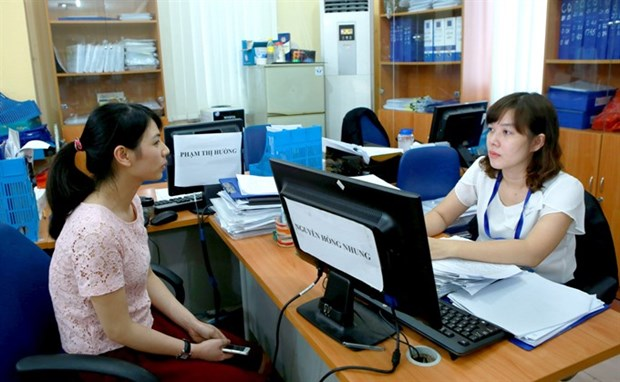 Taxpayers embrace online refund option hinh anh 1