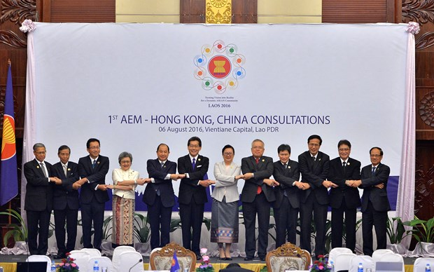 ASEAN, Hong Kong wind up FTA negotiations hinh anh 1
