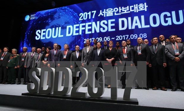 Deputy Defence Minister's RoK visit helps bolster defence ties hinh anh 1