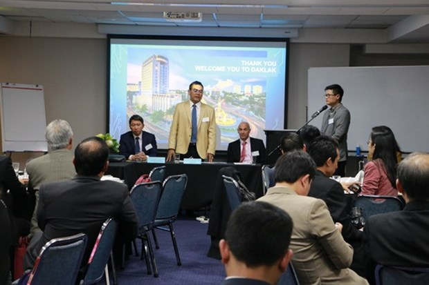 Dak Lak calls for investment from Australian firms hinh anh 1