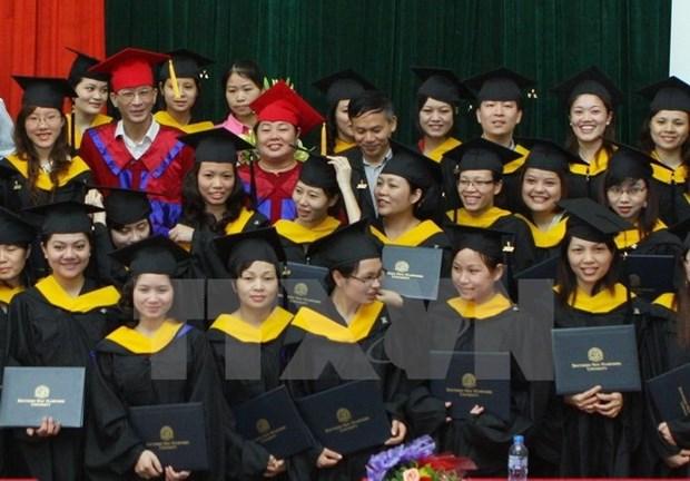 Draft law addresses university ranking hinh anh 1