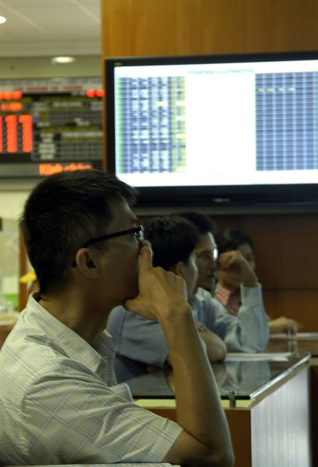 Analysts forecast VN-Index drop hinh anh 1