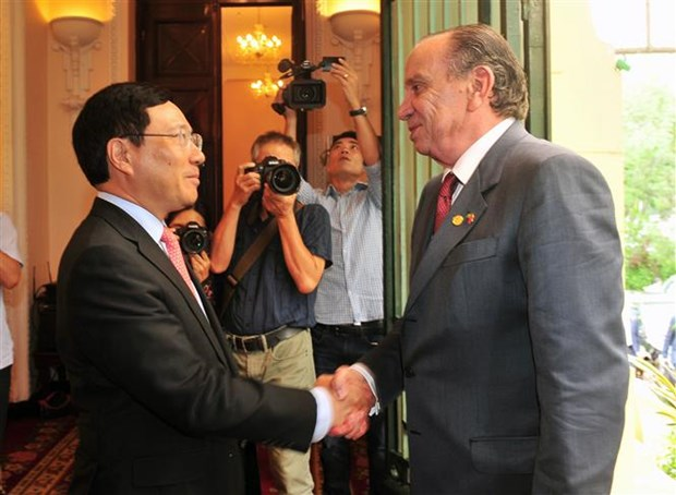 Deputy PM: Vietnam wants to enhance cooperation with Brazil hinh anh 1