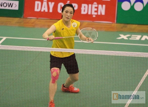 Trang seals Vietnam Open silver hinh anh 1