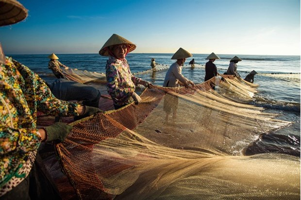 Ministry builds master plan on use of sea hinh anh 1