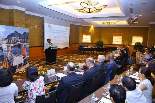 Vietnam, South Africa seek to foster trade, investment ties hinh anh 1