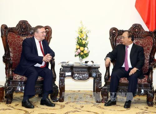 Prime Minister hosts Hungarian ambassador hinh anh 1