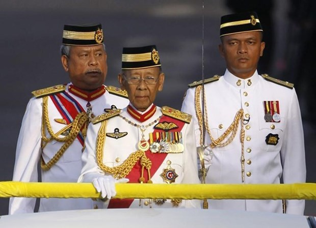 President offers sympathy to Malaysia over former King's death hinh anh 1