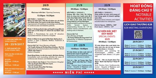 12th PHAMEDI Vietnam to draw 400 firms hinh anh 1