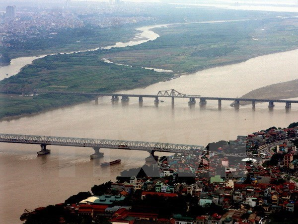 Hanoi plans 14 new bridges crossing Red, Duong Rivers hinh anh 1