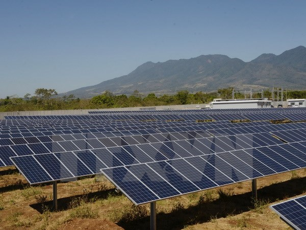 Work starts on 400-mln-USD solar power projects in Cambodia hinh anh 1