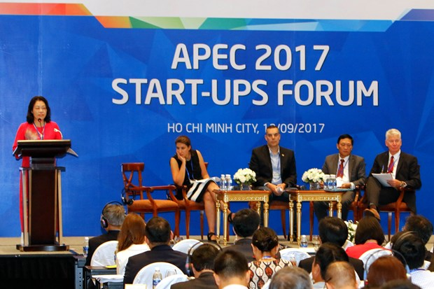 APEC forum looks towards dynamic, networked start-ups community hinh anh 1