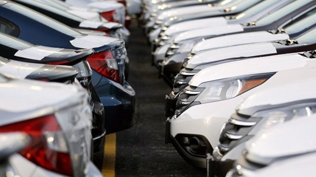 Automobile sales dips 6 percent in eight months hinh anh 1