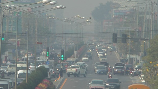 Thailand, Laos ink pollution management deal hinh anh 1