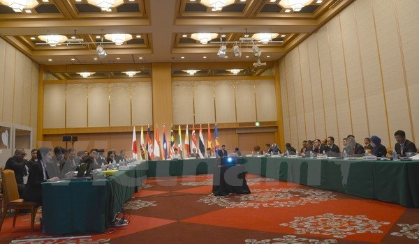 Vietnam attends ASEAN-Japan defence vice-ministerial forum hinh anh 1