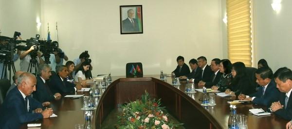 Vietnam, Azerbaijan eye stronger cooperation hinh anh 1
